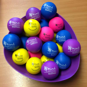 Sheffield Mind Stress Balls