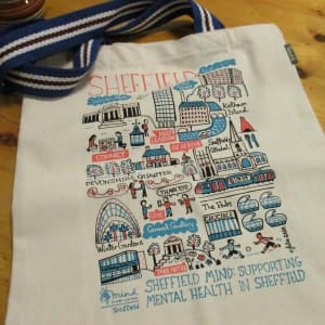 Sheffield Mind - Talented Tote Bags