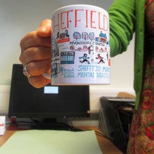 Sheffield Mind Mugs - Conference Edition