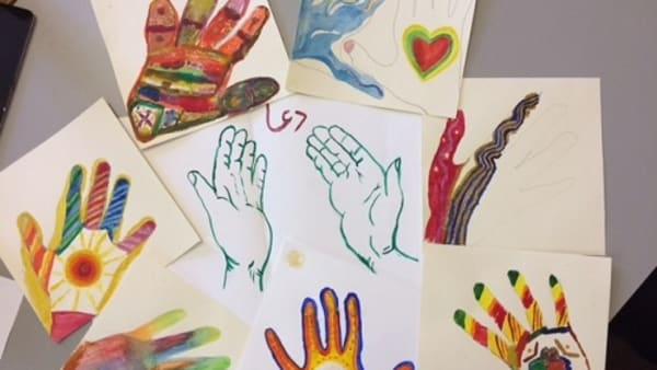Art Therapy - Group and One to One