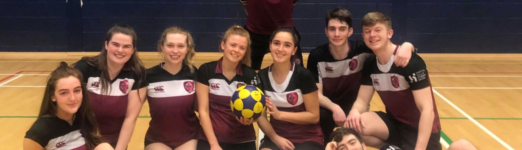 Hallam Korfball travel to Amsterdam & back!!