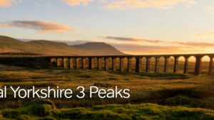 Sheffield Mutual take on the Three Peak Challenge for Sheffield Mind
